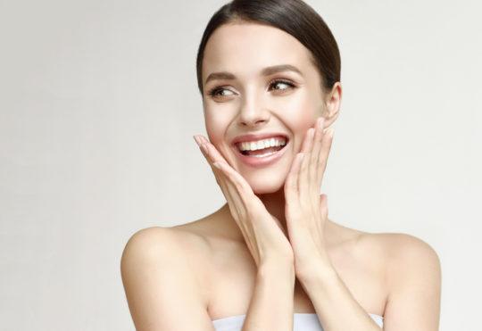 natural skin brightening