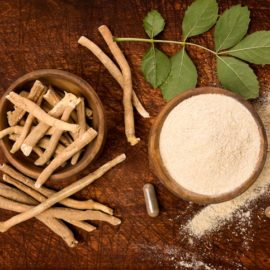 Adaptogens and ashwagandha Ayurveda in the beauty industry
