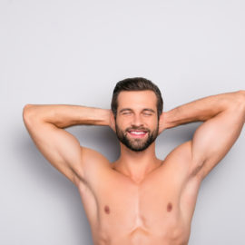 Clean opportunities in male grooming, from green body gel to botanical beard oil