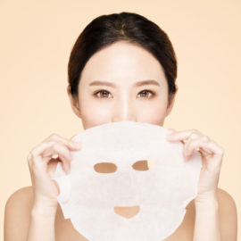 Be inspired by Asian trends for new skin conditioning masks