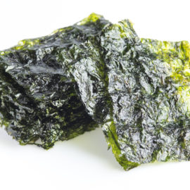 Why Nori seaweed is the new wonder ingredient for taming frizz