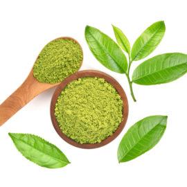 Benefícios do Matcha: um chá verde antioxidante e um produto de beleza preventivo
