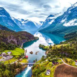 Adote cosméticos antienvelhecimento com a beleza do estilo de vida escandinavo Friluftsliv