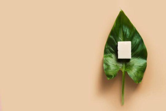 embalagem ecológica para cosméticos